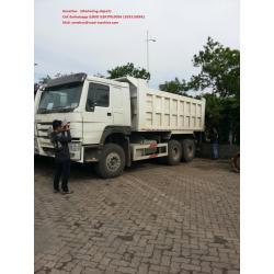 20M3 371hp LHD dump truck