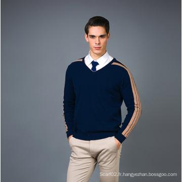 Pull à la mode en cachemire à la mode 17brpv070