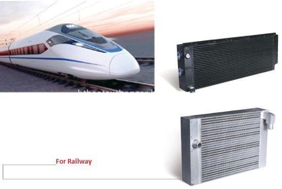 Locomotive Cooler
