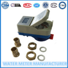 Prepaid IC/ radio frequency card intelligent watermeter