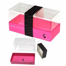 Custom Cake Boxes With Visible Window