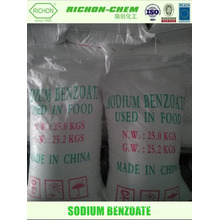 Chemical Auxiliary Agent Cas No. 532-32-1 SODIUM BENZOATE Industrial Chemicals Price