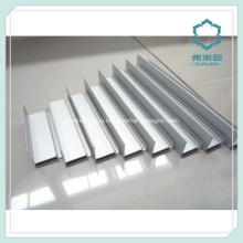 Aluminum Extrusion for Solar Panel Brackets