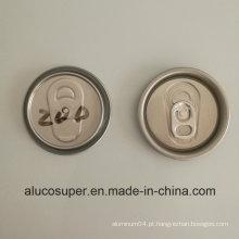 Bebida de bebida com bebidas de frutas com lâminas de alumínio de 50mm 200