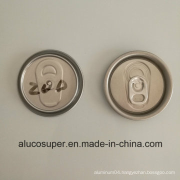 Fruit Drink Energy Drink Can with 50mm 200 Aluminum Lids