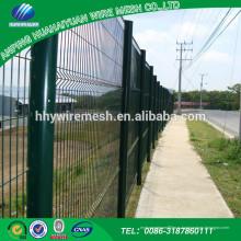 Производитель Китай подгонянная цена по прейскуранту завода современный стиль проволочной сетки забор