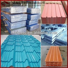 Various types roofing sheets in china/carport roofing sheet