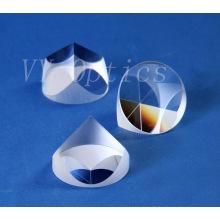 Prisma óptico pirámide de alta calidad para la alineación