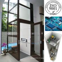 Ascenseur pour passager Ascenseur à domicile avec une bonne qualité Visite en verre