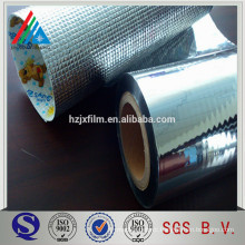 Metallized Polyester Film with PE