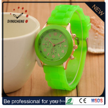 Geneva Lady Watch, Promotional Watches, Watch Made in China (DC-250)