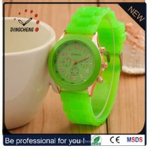 Женева Леди часы, рекламные часы, часы сделаны в Китае (ус-250)