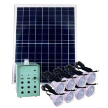 Solar Energy Lighting System for Home