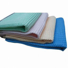 Double waffle cleaning cloths