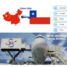 DDU / DDP vers le Chili depuis CHN