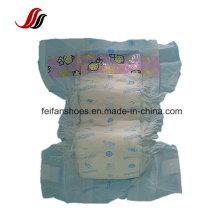Soem-weiche und hohe Qualität Baby-Windel mit pp. Klebeband und PET-Film, alle Größen Baby-Windel für Großverkauf