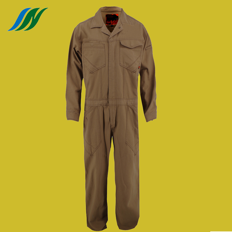 Man's Security Working Coverall