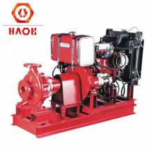 High quality Diesel Fire emergency water pump