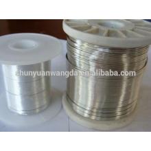 gold plated tungsten wire
