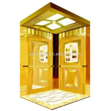Venta caliente 2015 ascensor de pasajeros con buen precio