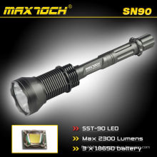 Maxtoch SN90 SST-90 LED haute puissance Style fort torche
