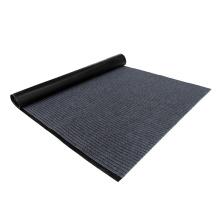 Three Striped PP Material Anti-UV PVC Backing Anti-Slip House Entrance Indoor Floor Door Mat