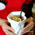 Venda quente arte criativa forma de papel amassado cerâmica canecas para presente de escritório
