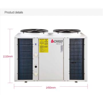CHIGO Monoblock EVI Air to Water Warm Pumpe DC Inverter Air Source Heat Pump