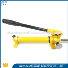 2018 Best Selling Hydrostatic Test Hydraulic Manual Hand Pump For Sale