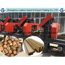 Hard Timber Processing Multiple Head Red Wood Wood Sawmill Machine