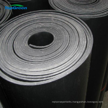 cloth fabric insertion rubber sheet for gasket