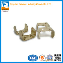 Hardware-Custom-Metal-Estampación-Brass-Clamp