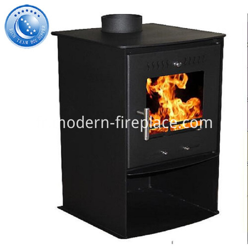 Modern Charcoal Wood Coal Log Burners