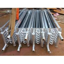 Radiador de tubo de aço inoxidável para soldagem Michine