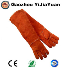 24 Inch Leather Protection Industrial Labor Welding Work Gloves
