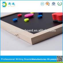 Tragbare Tafel magnetische Tafel Schiefer