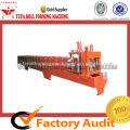 YF Full Automatic Ridge Cap Membuat Mesin, Cold Roll Forming Machine