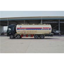 Hongyan 8 * 4 Chassis 32 Tonnen Kapazität Powder Tanker Truck