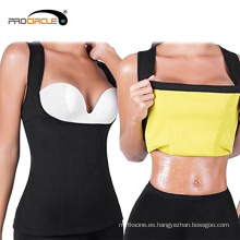 Gym Fitness Sexy Sports Bra Chaleco Transpirable de Yoga