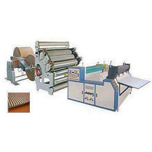 Single Face Corrugated Cardboard Production Line (QDWJ-C1320)