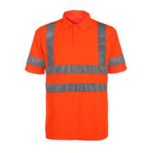 3m Camisola de fita reflexiva Camisas de alta visibilidade atacado