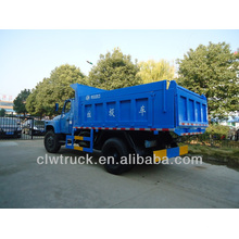 Top Sale Dongfeng 6-8m3 waste management trucks sale