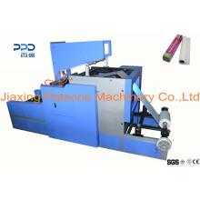 Machine de rembobinage automatique du papier au silicium