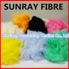Colored Viscose Staple Fiber