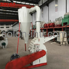Wood Pallet Crusher of sawdust shavings