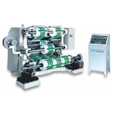 Vertikale automatische Schneid- / Rückspulmaschine (LFQ-A1100)