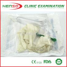 Хенсо-стерильный гинекологический комплект
