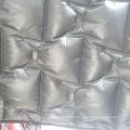 Tissu enduit de veste de remplissage en polyester TPU
