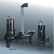 Submersible Sewage Pump with CE and UL (80C/100C)