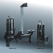 Pompe submersible d'eaux d'égout (80C 100C)